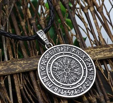 Vegvisir amuleto celtico